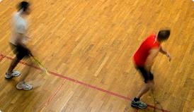 Reserva tu pista de squash