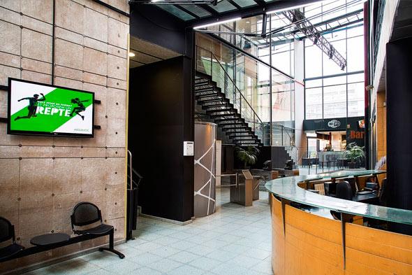 Centro de fitness Aiguajoc en Sant Antoni