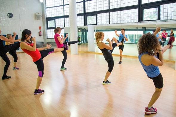 Gimnasio Sant Antoni, clases de Body balance