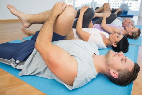 Clases de yoga fit en Sant Antoni