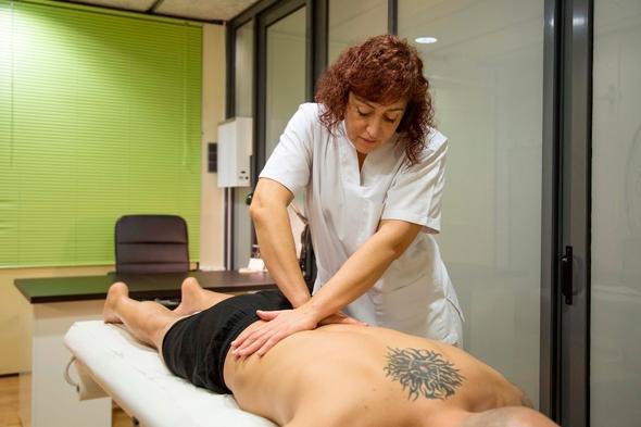 Fisioterapeuta en Sant Antoni