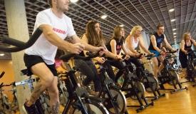 Spinning en Sant Antoni, clases de cycling Aiguajoc