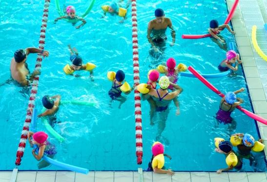cursos de natacion