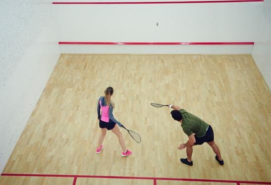 squash en Barcelona