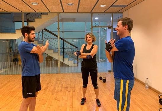 Motivación gym, como no perder las ganas con aiguajoc