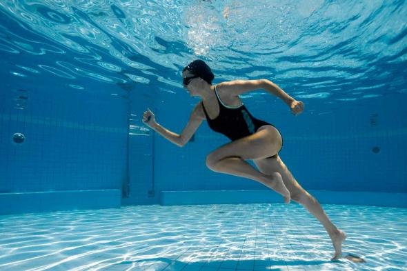 perder peso en la piscina con aquahvit en aiguajoc