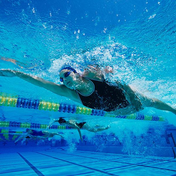 Curso natación junio y julio 2021