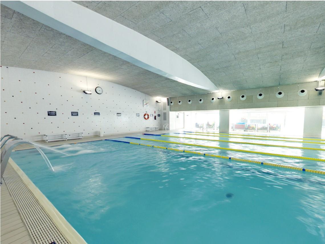 Aiguajoc un gimnasio con piscina y con muchas actividades acu ticas - Gimnasio con piscina zaragoza ...