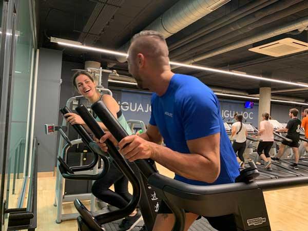 entrenamiento personal en Barcelona