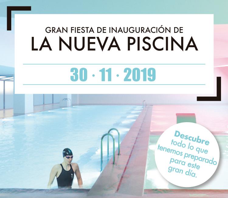 fiesta inauguracion piscina Aiguajoc