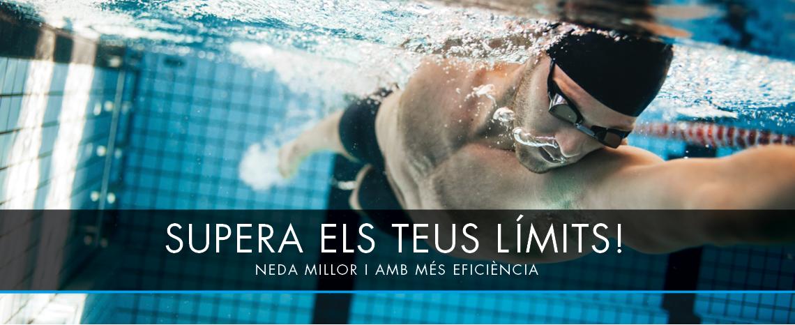 nedar millor i amb més eficiència